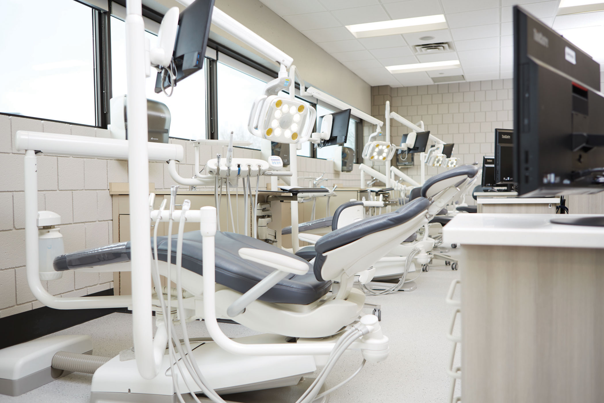 New Operatory Equipment Refreshes College Dental Clinic