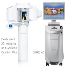 Guided Implant Placement Supported by CEREC®