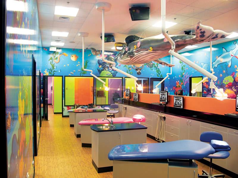 10 Offices That Make You Want To Go To The Dentist
