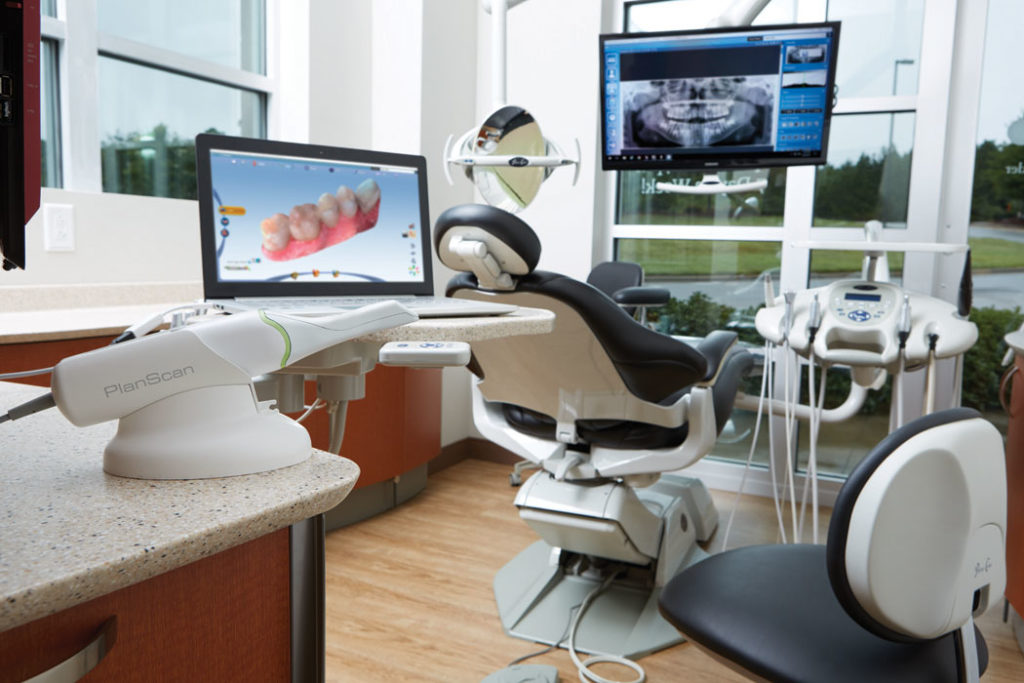 PlanScan in treatment room