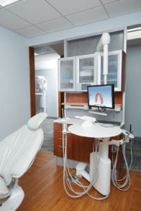 Treatment room Cabinetry