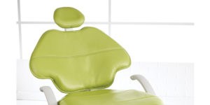 A-dec 500 dental equipment chair