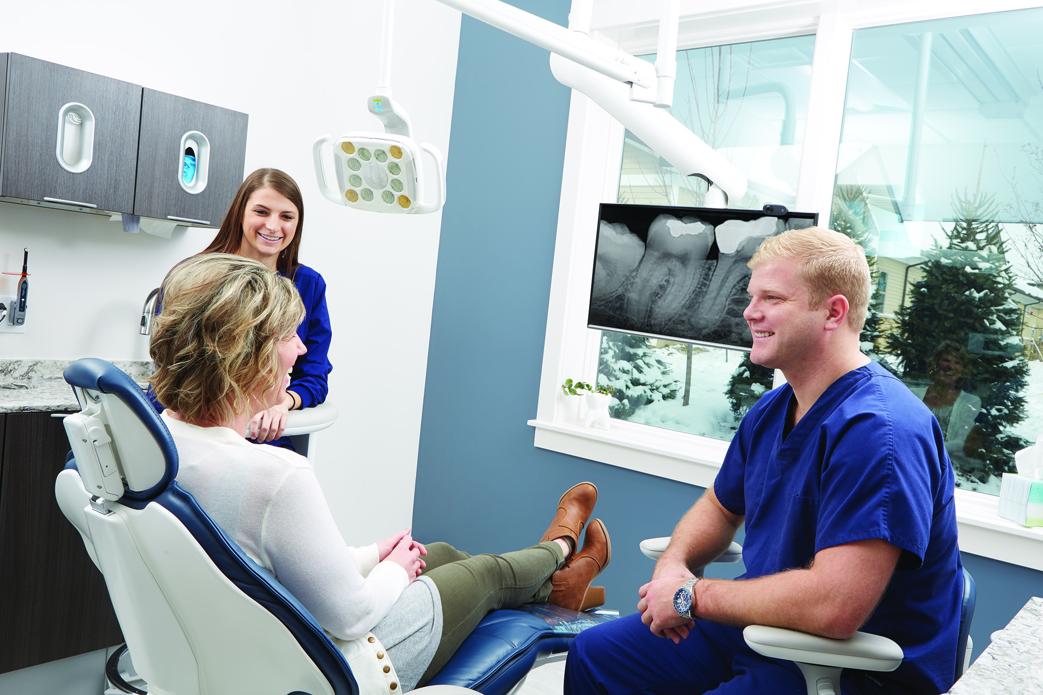 Michigan Endodontist Turns Sandbox into Sophisticated and Successful Office