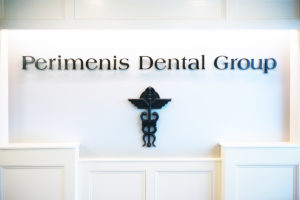 Perimenis Dental Group logo