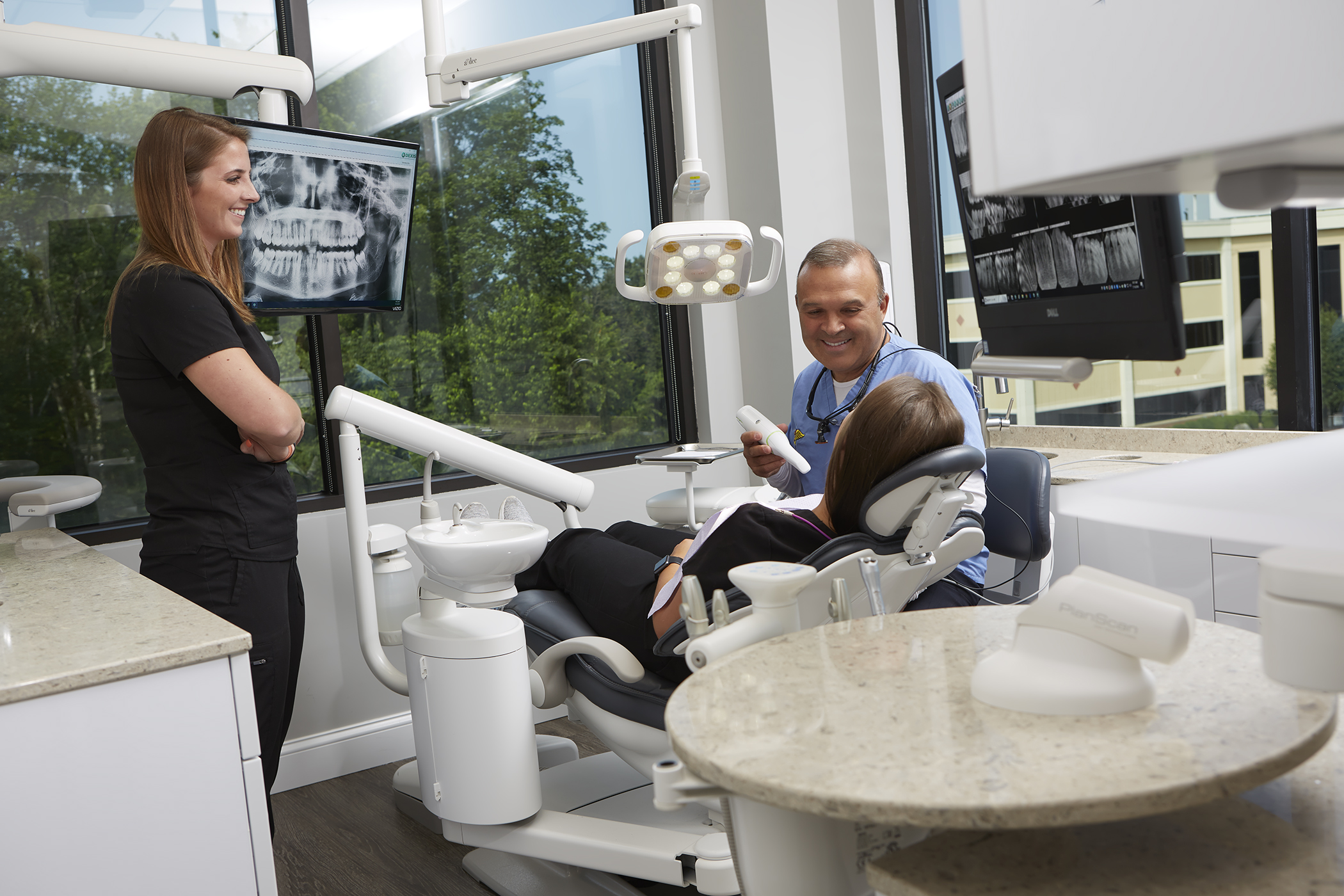 Expanded Dental Office Allows Doctor and His Sons to Help Even More Patients