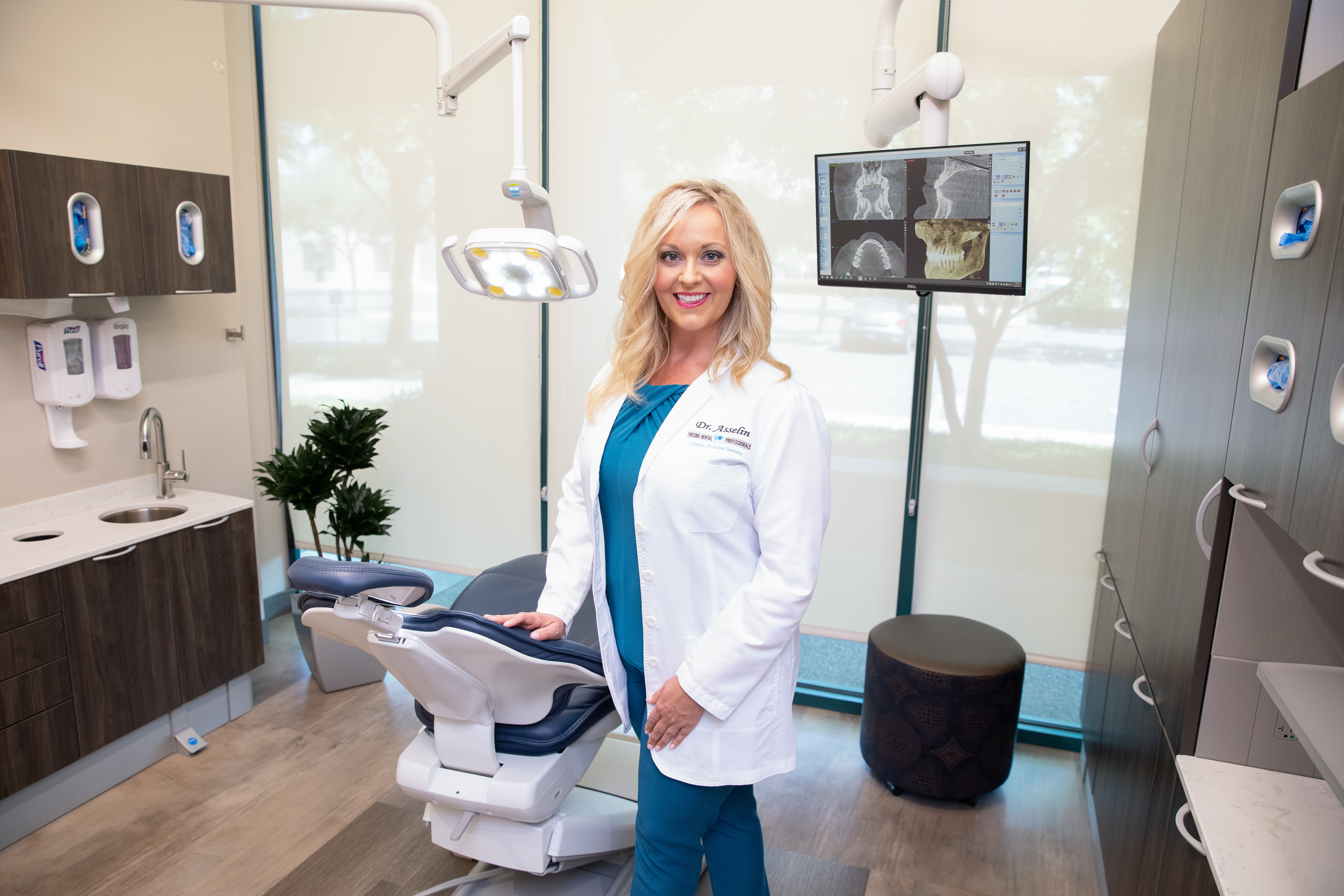 General Dentistry Practice in Fresno Expands Production and Technology in New Office Build