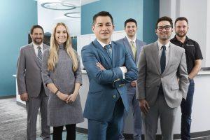 Emerson Dental team