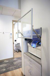 Hallway CAD/CAM Space