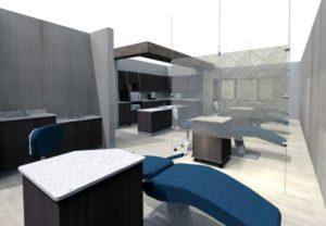 Open Treatment Room