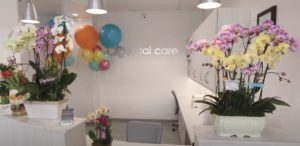 AT Dental Care reception