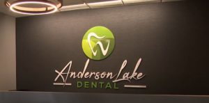 Anderson Lake Dental's Makeover Attracts New Smile for Miles